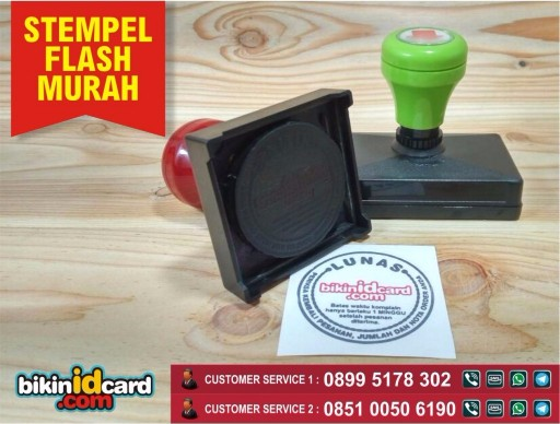 harga stempel warna murah - icon stempel flash murah