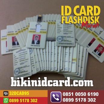 cetak idcard flashdisk murah