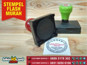 stempel flash murah jogja