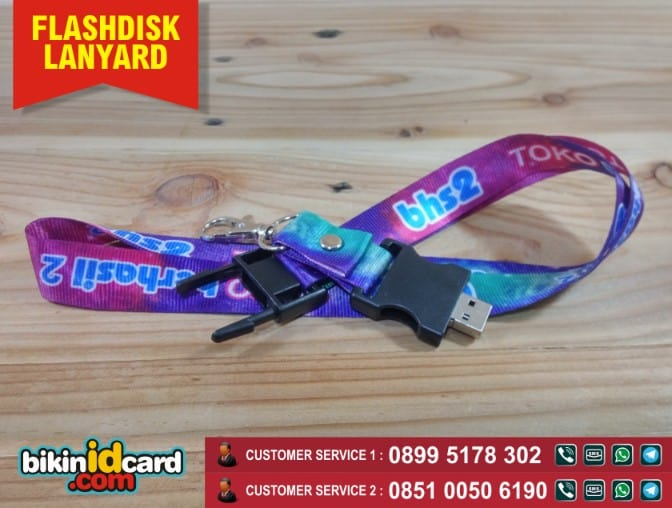 LANYARD FULL COLOR - flashdisk lanyard