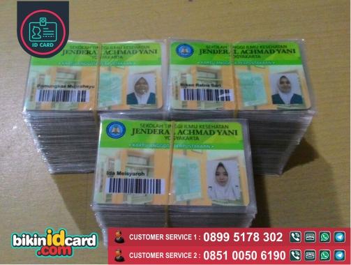 HARGA CETAK KARTU MAHASISWA MURAH - Contoh kartu mahasiswa