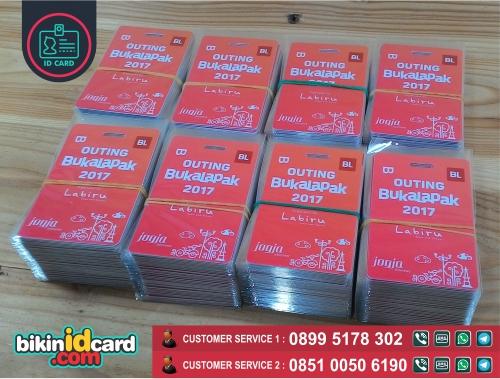 Harga cetak kartu peserta murah online - Contoh kartu peserta outbond