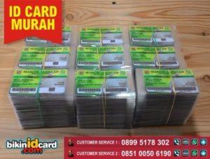 percetakan id card murah