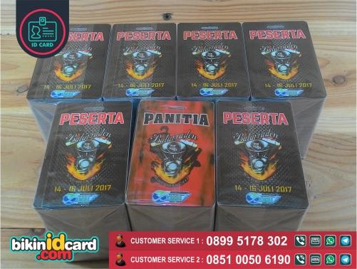 id card murah jogja - Harga Cetak Id Card Panitia Murah