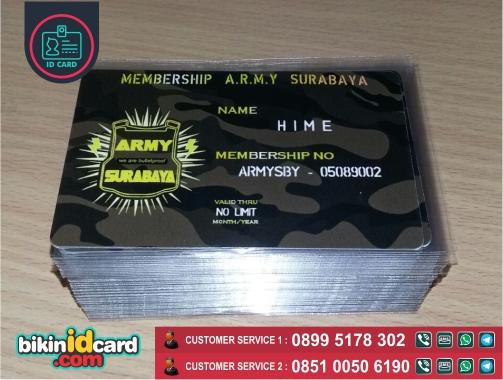 member card murah - Harga Cetak Kartu Komunitas Murah