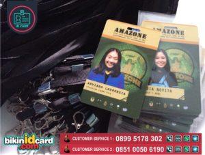 Harga Cetak id card Komunitas Murah