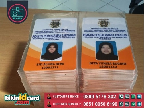 cetak kartu mahasiswa surabaya