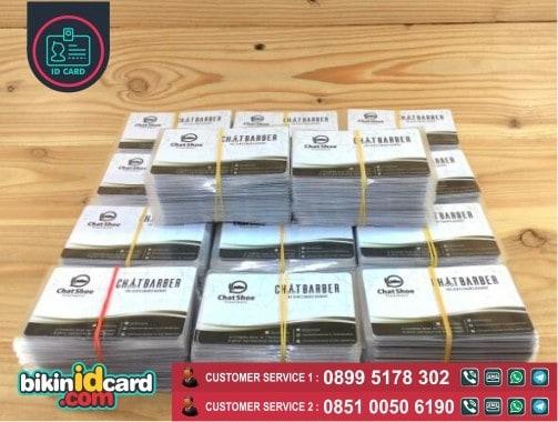 cetak kartu member bandung