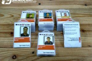 Harga Cetak ID Card Karyawan Murah