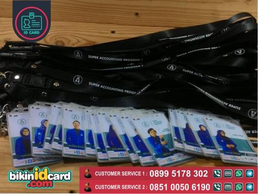 Harga Cetak ID Card Perusahaan