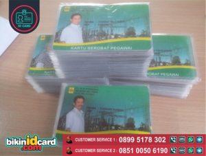 Harga cetak kartu identitas murah