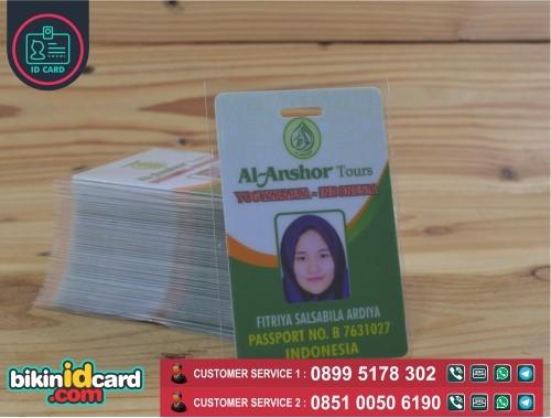 contoh id card umroh dan haji