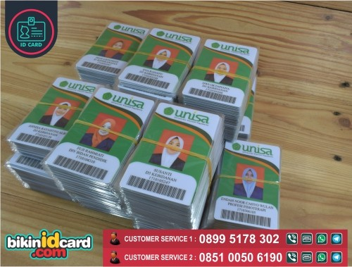 Harga Cetak ID Card Online