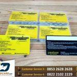 ID Card Berkualitas dan Holder Kulit Bergaransi untuk Karyawan