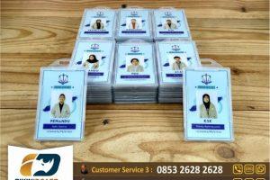 Rekomendasi Cetak ID Card Jogja