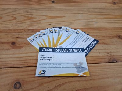 voucher isi ulang stempel