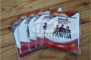Name Tag Panitia