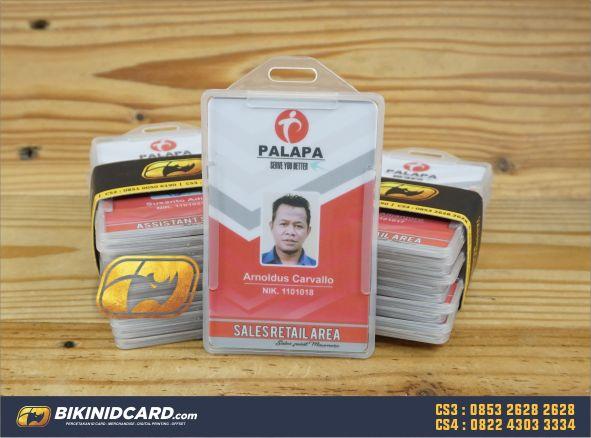Pembuatan ID Card Online