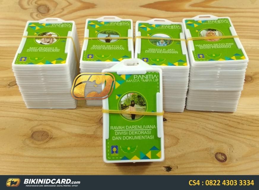 Contoh id card panitia MOS