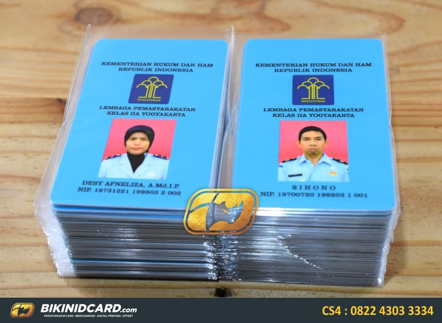 id card PNS