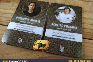 Buat ID Card Hemat, Murah dan Praktis