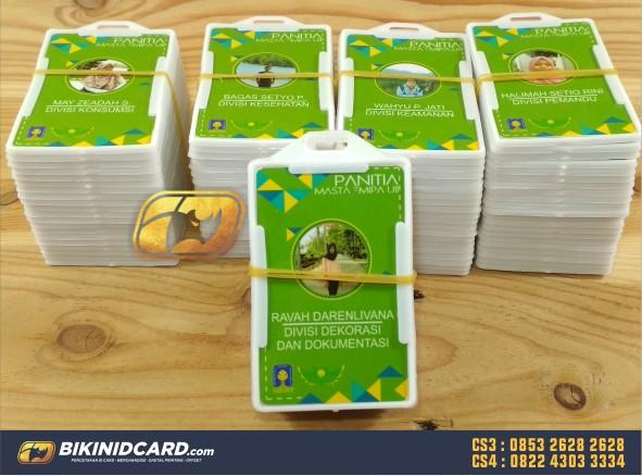 Contoh Desain Id Card Panitia Keren