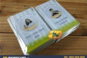 Cara Membuat Id Card