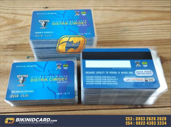 contoh member card