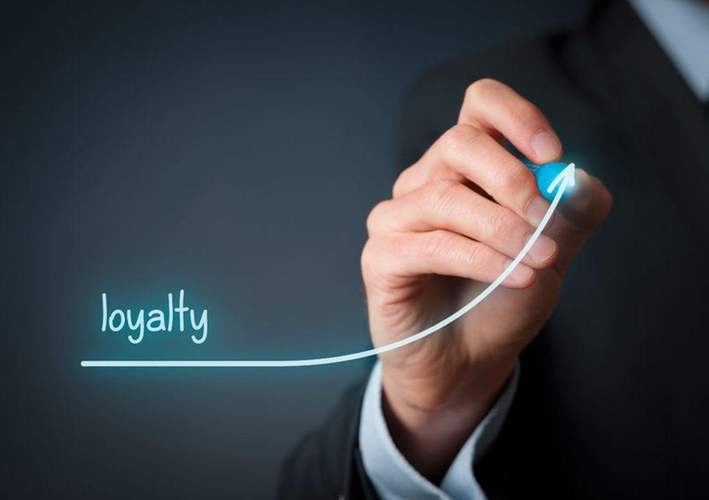 customer loyal