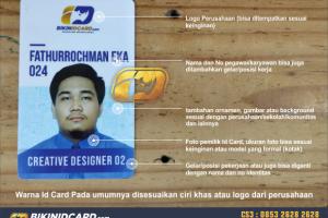 Desain ID Card Keren
