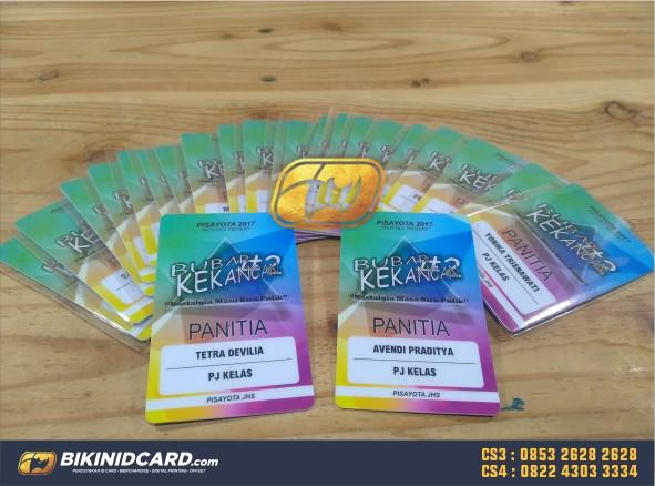 id card panitia