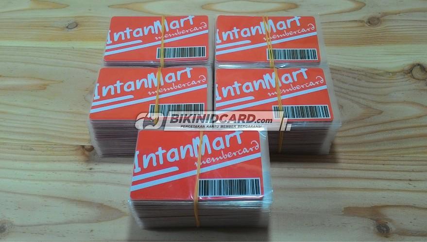 kartu member mini market