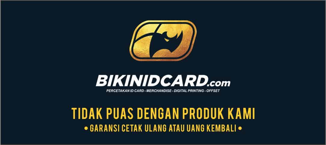 garansi cetak id card
