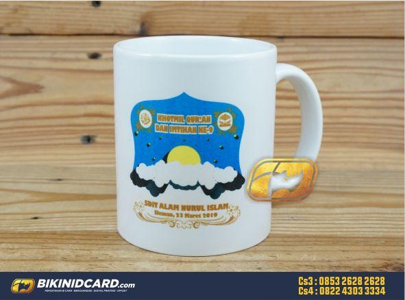souvenir gelas mug murah