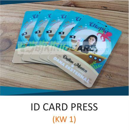 ID CARD PRESS