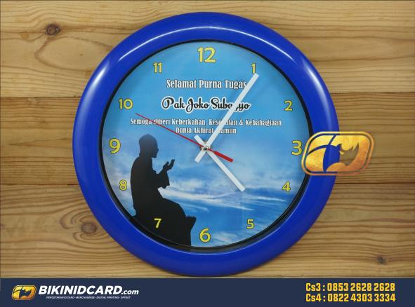Jam Dinding Custom Semarang