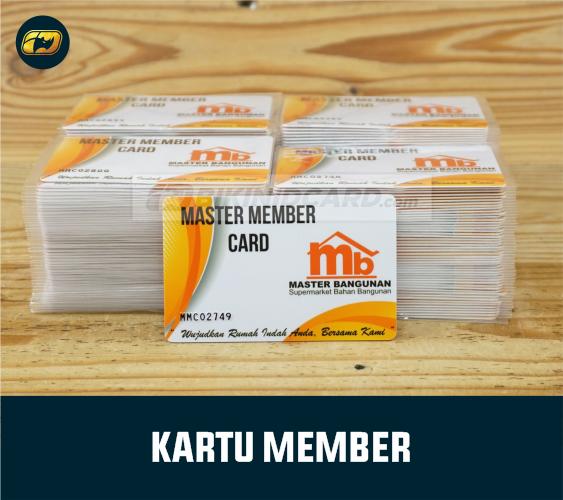 fungsi member card