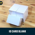 Pengertian ID Card Blank dan Tempat Cetaknya