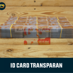 ID Card Transparant