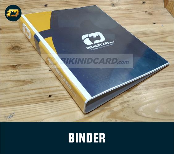 cetak binder