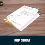Cetak Kop Surat untuk Keperluan Perusahaan Anda