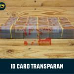 Kartu Transparan