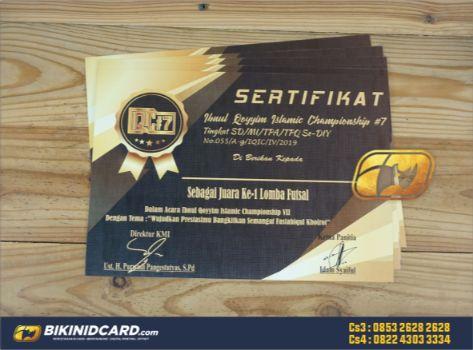 pengertian dan fungsi sertifikat