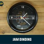 Souvenir Jam Dinding