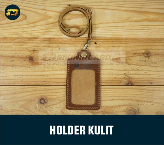 holder kulit