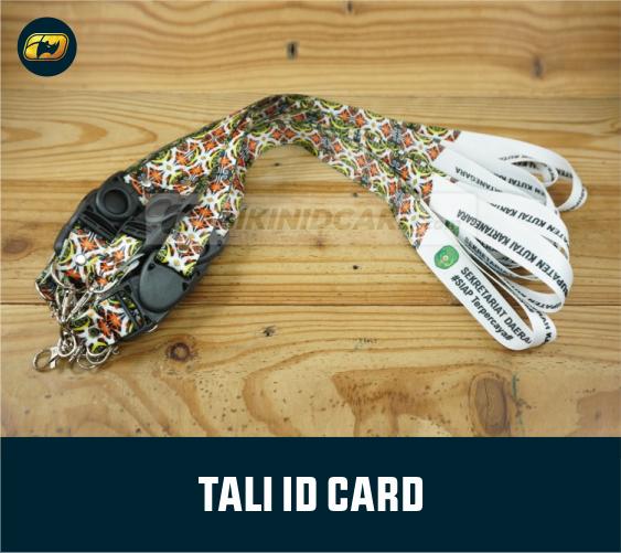 harga cetak tali id card karyawan
