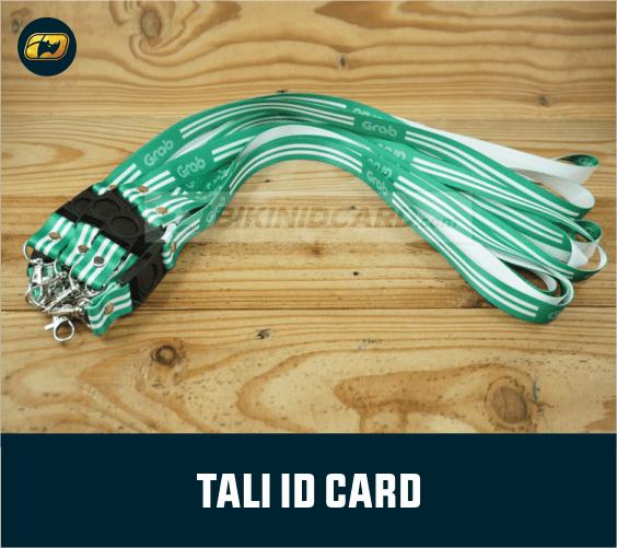 tali gantungan id card custom