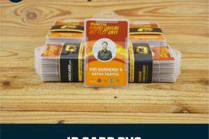 Cetak ID Card dan Lanyard