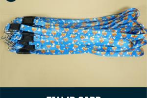 Tali Lanyard Tissue