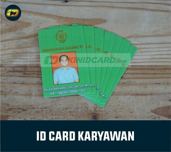 ID Card PNS Jogja